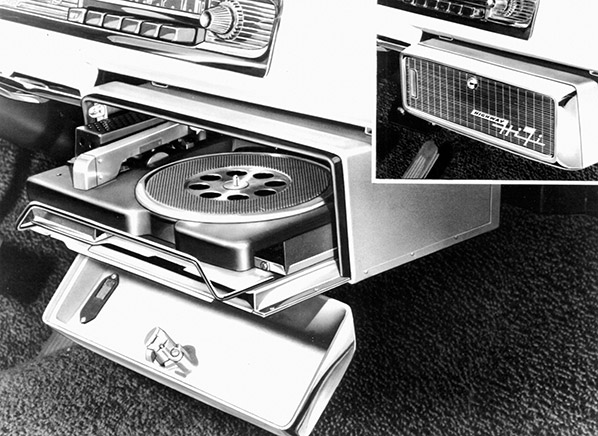 History-Record Player