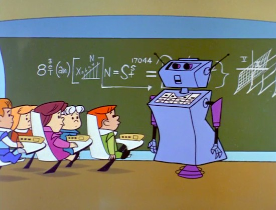 Learning Jetsons