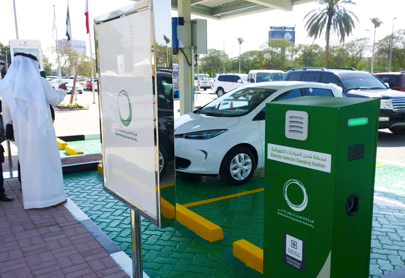 UAEcharging