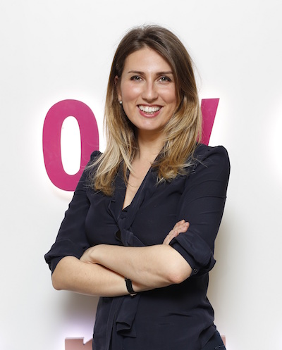 Melis Guctas Founder and CEO of Modacruz