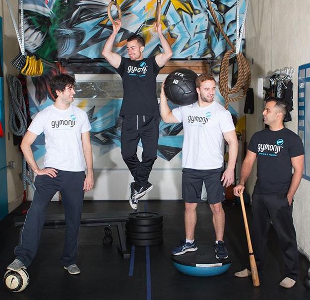 gymonji fitness app 2