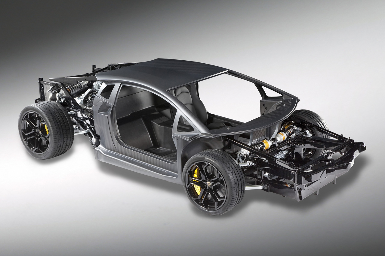 Carbon Fiber chassis