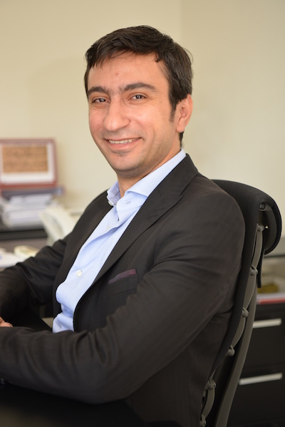 Walid Mansour, Partner and Chief Investment Officer at MEVP