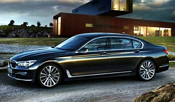 2017 bmw 7-series release date exterior